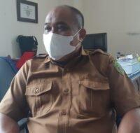 Kepala Dinas Koperasi UKM Perindustrian dan Perdagangan (DisKUKM Perindag) Kabupaten PPU, Muhammad Sukadi Kuncoro